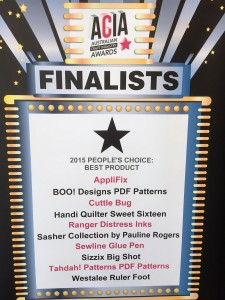 2015 Product of the Year - finalist